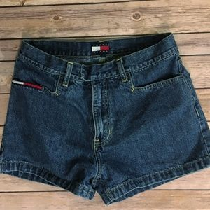 Vintage Tommy Hilfiger Denim Jean Shorts